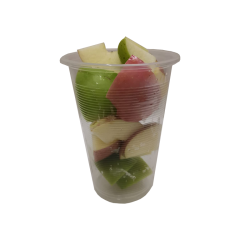 Red and Green Apple (Cup)